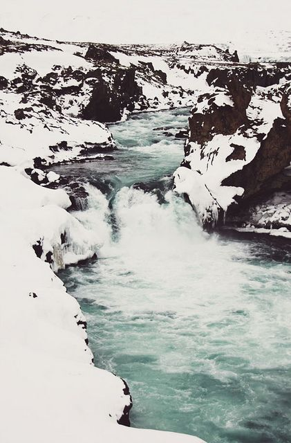 The gorgeous glaciers of Iceland are definitely at the top on our travel bucket list. #travelingTOMS