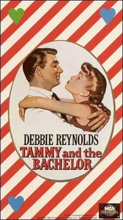 Tammy & the Bachelor  -  Debbie  Reynolds, Peter Brent, Walter Brennan  -  1957