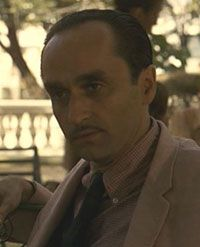 The Godfather - Fredo- Mike! You do not come to Las Vegas and talk to a man like Moe Greene like that!