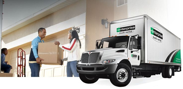 Enterprise Truck Rental - Personal Use and Moving Truck Rental