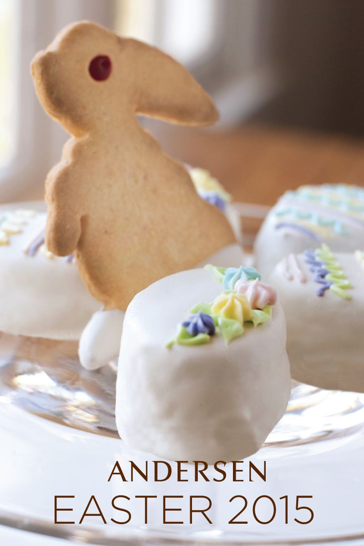 Peter Cottontail may be coming April 5, but our specially baked Easter goods will be ready March 26!