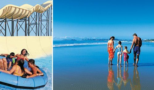 Ocean Royale - Theme Parks and The Beach - Broadbeach Gold Coast Accommodation