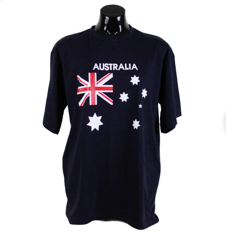 Vintage 90s, Navy, Australia, Tourist T-Shirt, Top, vintage tshirt, 90s t-shirt, unisex, Australia t-shirt, travel t-shirt, souvenir t-shirt by FannyAdamsVC on Etsy