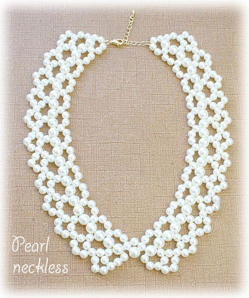 Pearl Necklace【RCP】Accessories shop PIENA