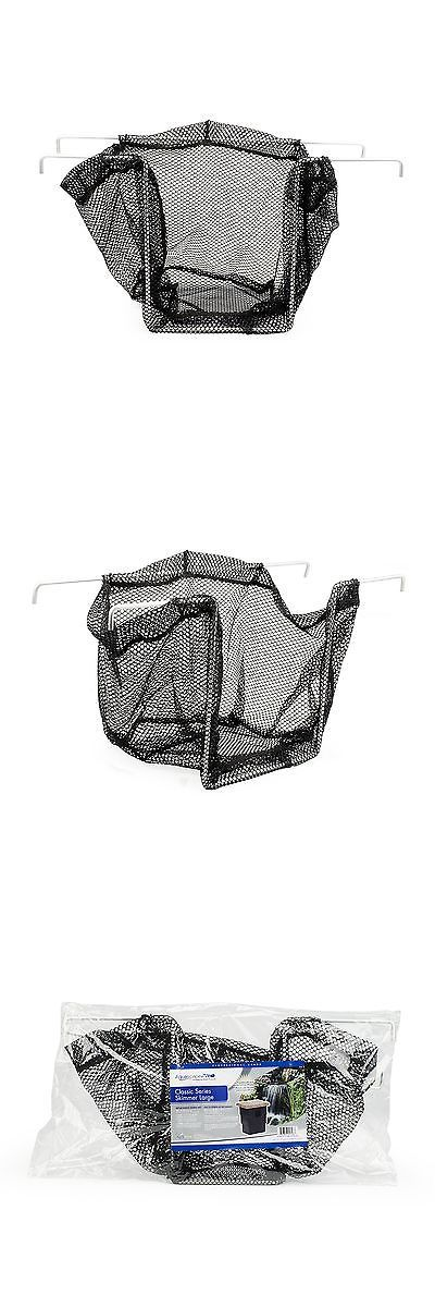 Fish Pond Supplies 134750: Aquascape Large Mechanical Classic Pond Replacement Skimmer Debris Net BUY IT NOW ONLY: $36.05