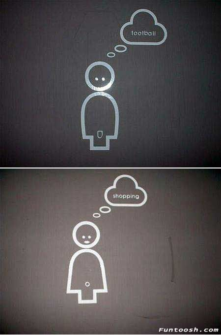 Most Creative & Funny Toilet Signs | 1 Design Per Day