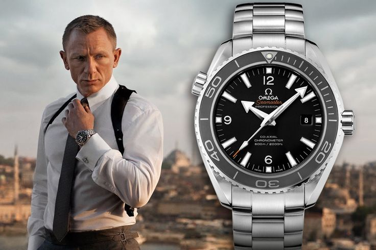 james bond watches | Source: In addition to the previously mentioned Aqua Terra model, the ...