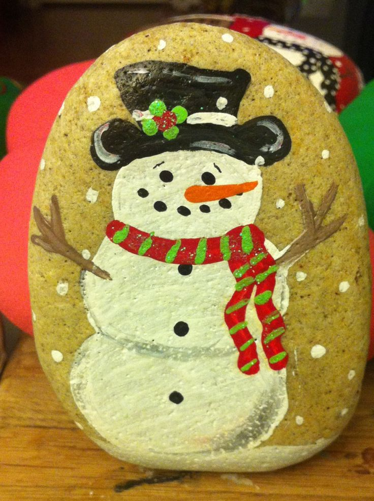 Snowman Painting Craft