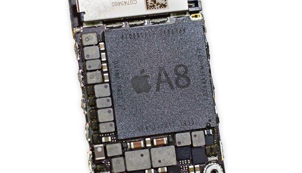 Mengintip `Dalaman` dari iPhone 6 Plus