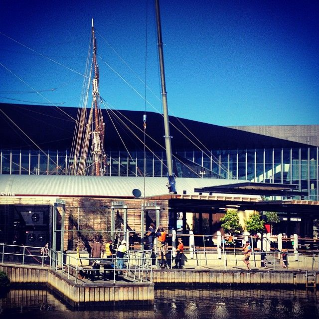The Boatbuilders Yard - South Wharf, Melbourne Summer Drinks