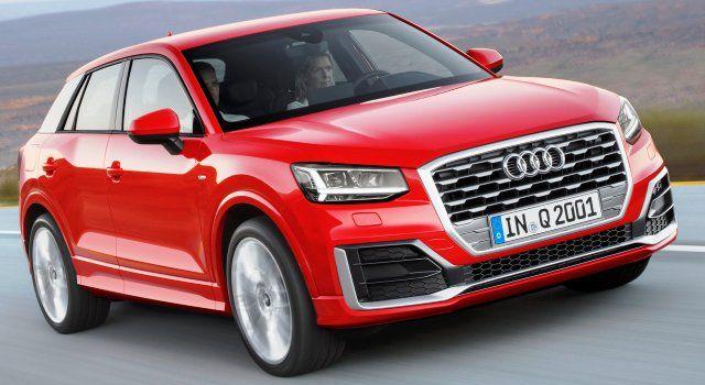 Nuevos Audi Q2