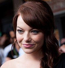 Emma Stone is one actress who seems totally genuine. Refuses to do nude scenes out of respect for her parents, admits to embarrassing things she does and embraces her true self.
