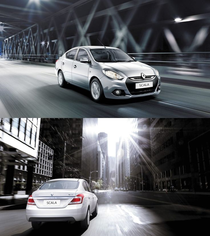 Discover the Renault Scala, the perfect blend of luxury and comfort.