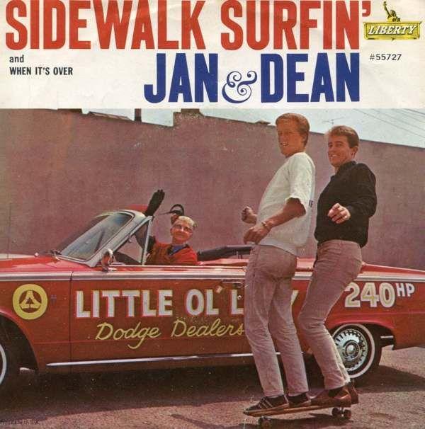 Jan and Dean Drag City-Jan and Dean's Pop Symphony No.1