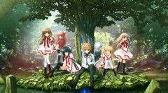 Key/Visual Art Visual Novel 'Rewrite' Gets Anime Announcement | The Fandom Post