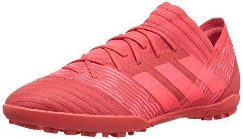new product 9ffbf d46c5 adidas Men s Nemeziz Tango 17.3 TF Soccer Shoe, Real Coral red Zest core
