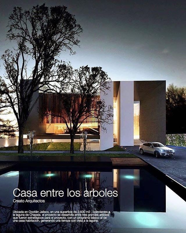 #mulpix Casa entre los arboles  Designed by Creato arquitectos  #mexico . see more: www.facebook.com/amazingarchitecture  #amazingarchitecture  #architect  #architecture #contemporary  #arquitetura  #facade  #sketchup  #sketchup3d  #sketchup2016  #3ds  #3dworld  #vray  #vrayrender  #design  #exterior  #exteriordesign   #vrayforsketchup  #concrete  #structure  #instarender   #archiviz  #archviz  #3dwork  #rendering  #render_contest  #renderbox  #sketchup2016