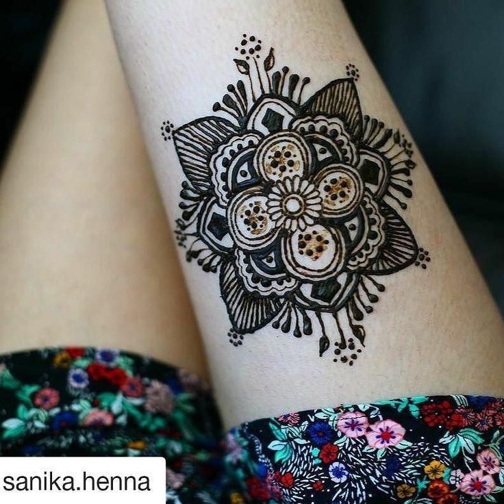 #follow@hennafamily #hennafamily #Repost @sanika.henna  Design inspired by the amazing @stainedswirls  #henna #mehndi #hennatattoo #mandala #mehndi #mehendi #mehdi #mendi #mehendiart #mendi #mehendiart #freehand #art #artist #hennafamily