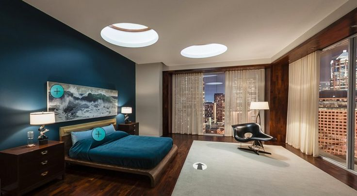 More inspirations from Christian Grey's apartment | Home Decor Ideas