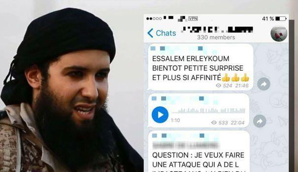 Les enquêteurs de l'antiterrorisme tombent de plus en plus souvent sur son nom: Rachid Kassim, 29 ans, originaire de Roanne et connu des renseignements pour être un des membres de Daech. Ce djihadiste français, qui pourrait se trouver en zone irako-syrienne, est soupçonné d'influencer voire de téléguider ses émules à distance via la messagerie chiffrée Telegram. Selon les enquêteurs, il apparait ainsi dans les enquêtes sur le meurtre d'un couple de policiers à Magnanville, sur le...