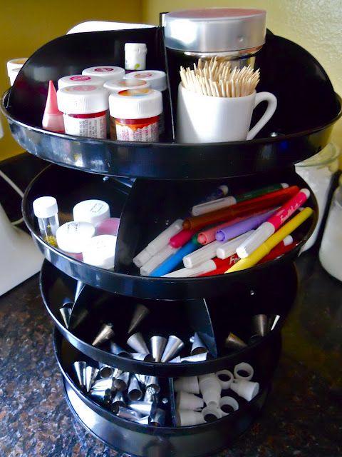 Organized baking supplies, how to organize baking supplies, baking supplies, kitchen organization, popular pin,  how to organize your kitchen, DIY kitchen organization.