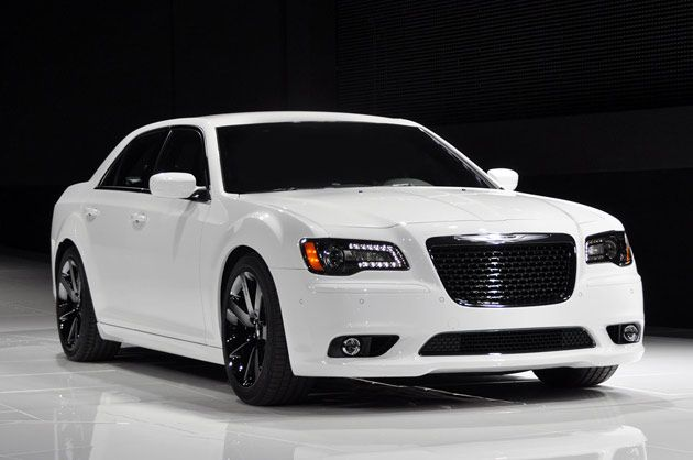 2011 chrysler 300 SRT8 - why do people drive ugly cars when they build bad ass ones like this?!
