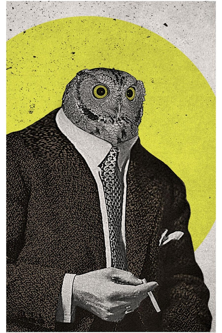 Night Owl poster by Chase Kunz | Jack Threads
