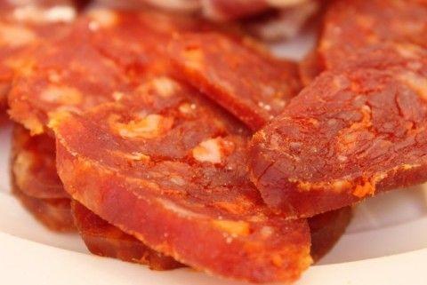 Salciccia rossa di Castelpoto - Presidio Slow Food