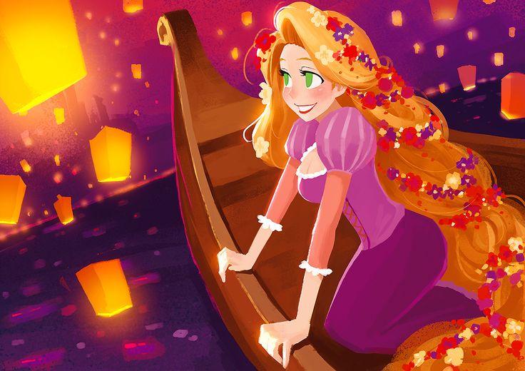 Rapunzel by Yuri [©2016]