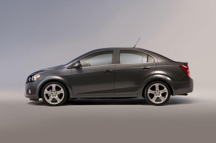Chevrolet Aveo Sedán 2012