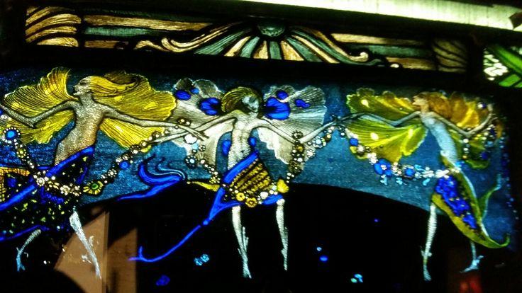 The Eve of St Agnes by Harry Clarke - Aaaa la luna la luna