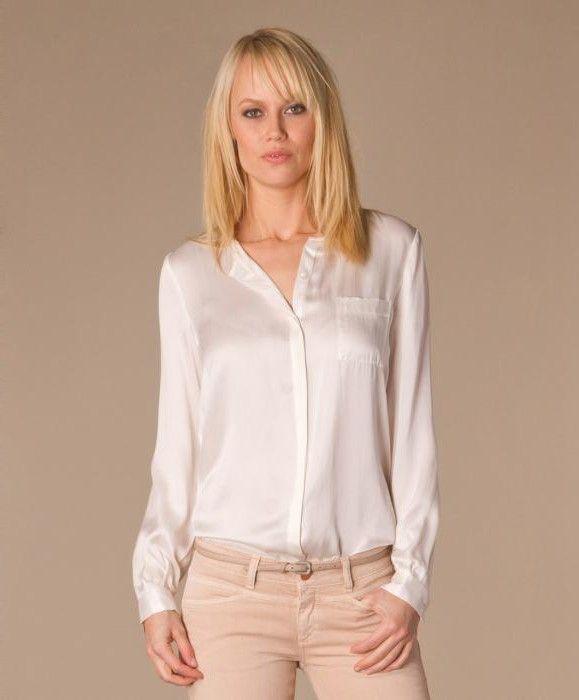 Картинки по запросу шелковая блуза