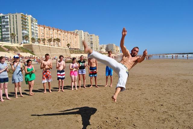 Estudiar español con Clic International House Cádiz: http://clic.es