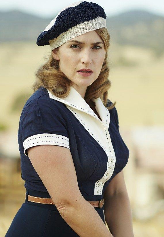 "Myrtle ""Tilly"" Dunnage - Kate Winslet in The Dressmaker, set in the 1950s (2015)."