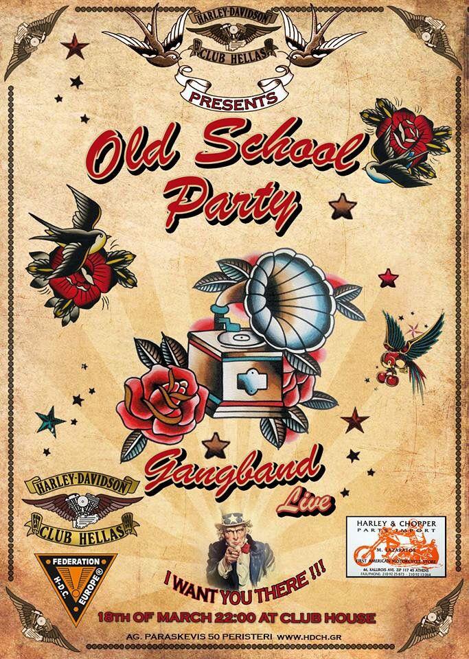 Harley Davidson Club Hellas Events Hdch