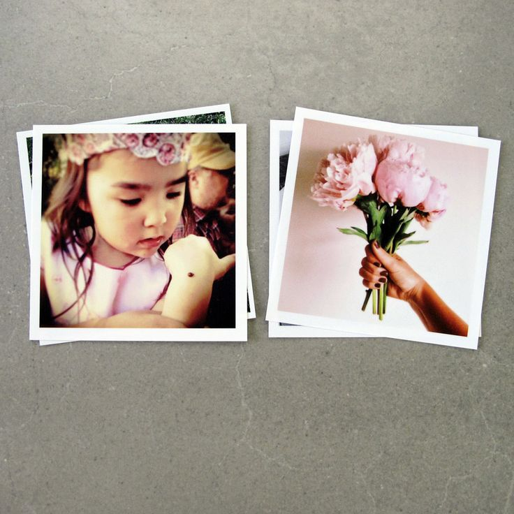 Print Instagram Photos | Digital Photos | Pocket Prints