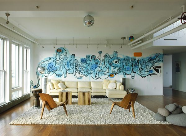 New Basement Wall Art