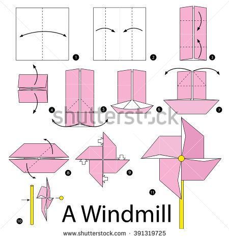 3d origami penguin instructions