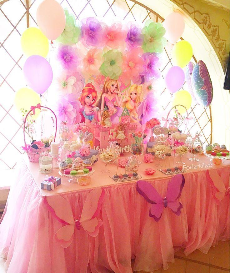 Картинки по запросу фотозона для Winx Party