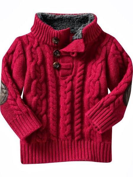 Тёплый свитер на 5-6 лет