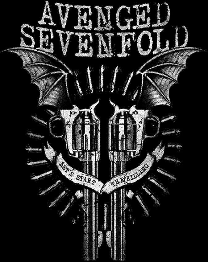 Pistols Avenged sevenfold wallpapers, Avenged sevenfold