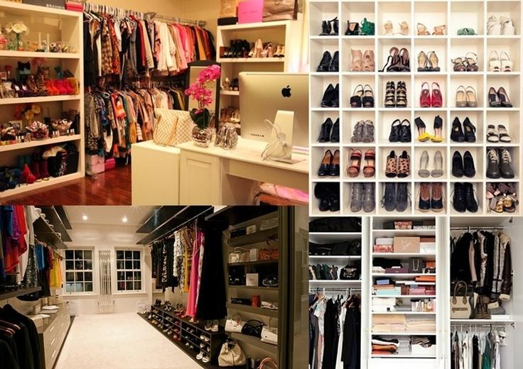 Fashion Kitchen: Der begehbare Kleiderschrank