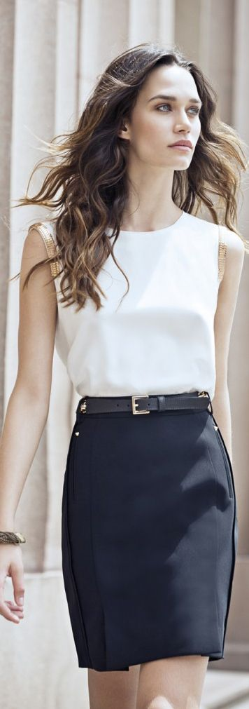 Bobstore Campaign would be perfect with knee length hem line and great combination