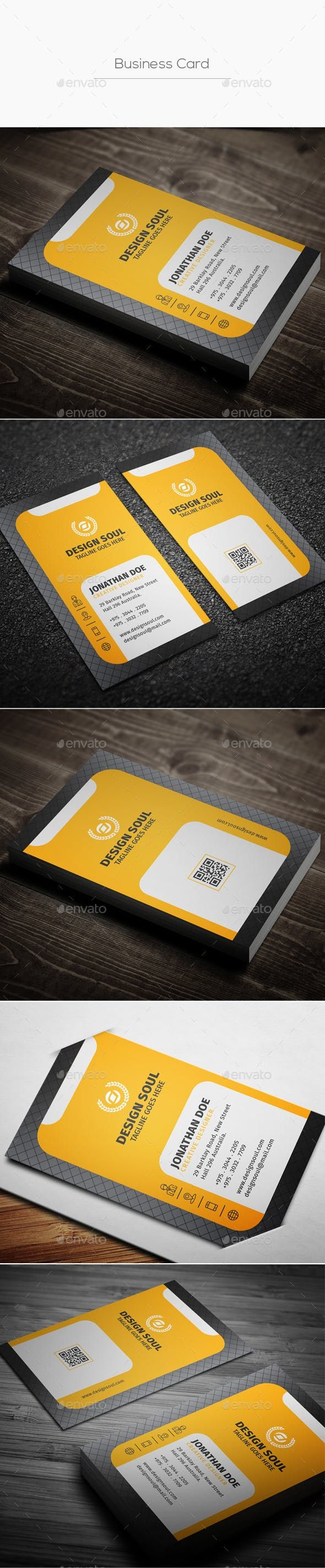 Business Card 3business Cards Print Templates Printing Business Cards Business Card Template Psd Sample Business Cards