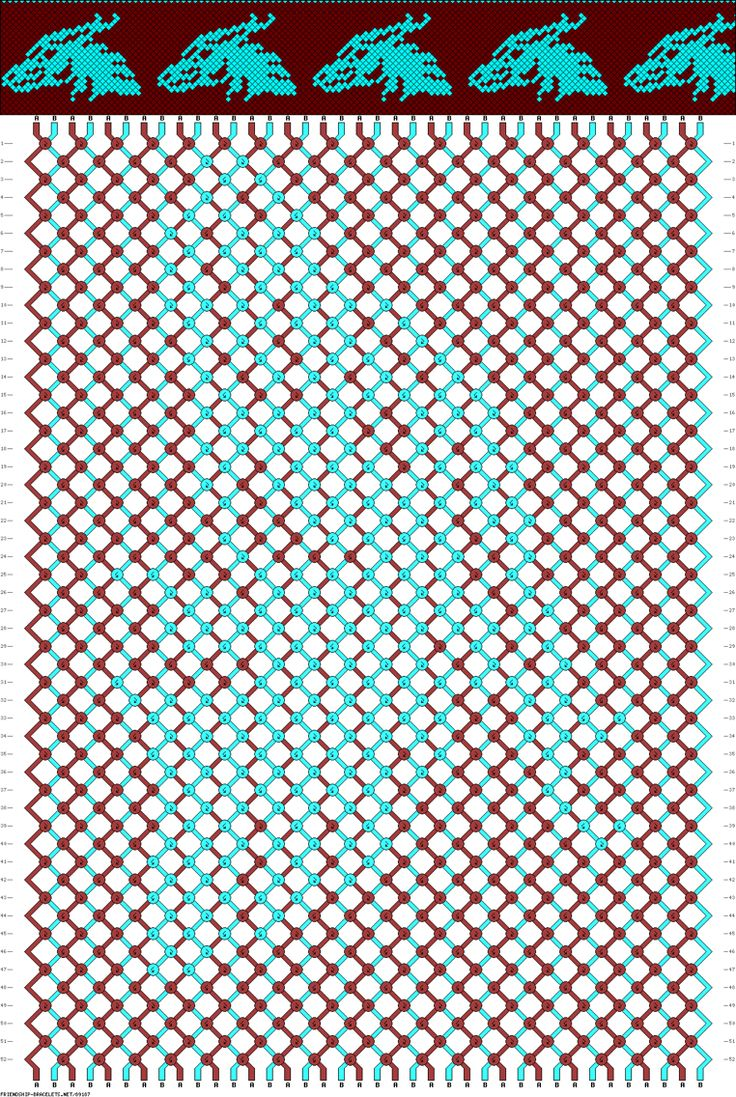 Картинки для схем фенечек