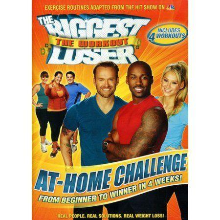 Biggest Loser: At Home Challenge
