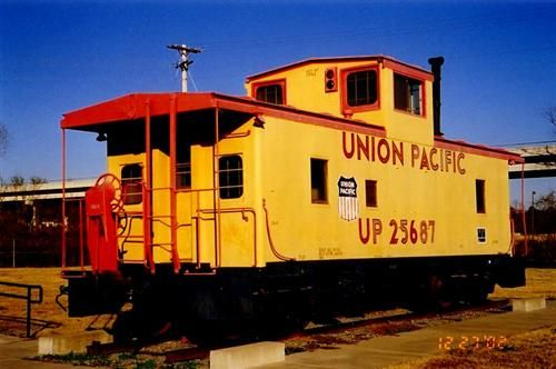 Abandoned Rails: The Union Pacific Railroad