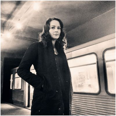 Amy Acker as Root