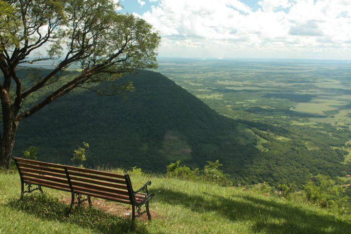 Cerro Akati, Paraguay