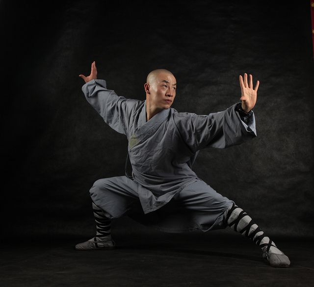 Shaolin Temple Master Yuan Shi Xing Wu Tai Chi Qigong Kung Fu Classes Vancouver | Flickr: partage de photos!